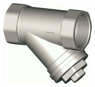 Фильтр механической очистки Tecofi F6140 муфтовый (ВР/ВР), сталь