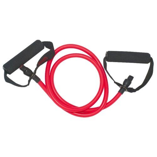 Эспандер универсальный Original FitTools трубчатый (FT-RTE-RED) 150 х 12 см красный/черный