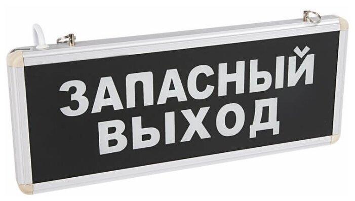 Светильник Аварийный Запасный Выход Rexant светодиодный, 1шт