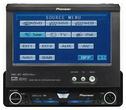 Автомагнитола Pioneer AVH-P5700