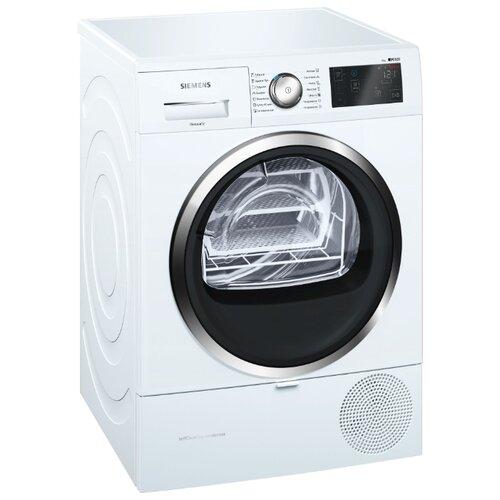 Сушильная машина Siemens WT47W6H0OE белый