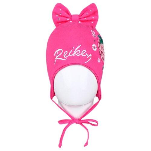 Шапка Reike размер 50, фуксияГоловные уборы<br>