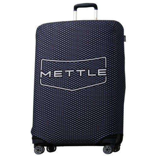 Чехол для чемодана METTLE Mettle L, черныйЧемоданы<br>