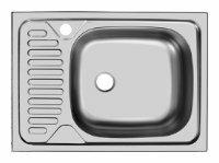 Врезная кухонная мойка UKINOX Classic CLL 560.435-GT6K