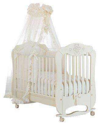 Кроватка Baby Expert Margarita