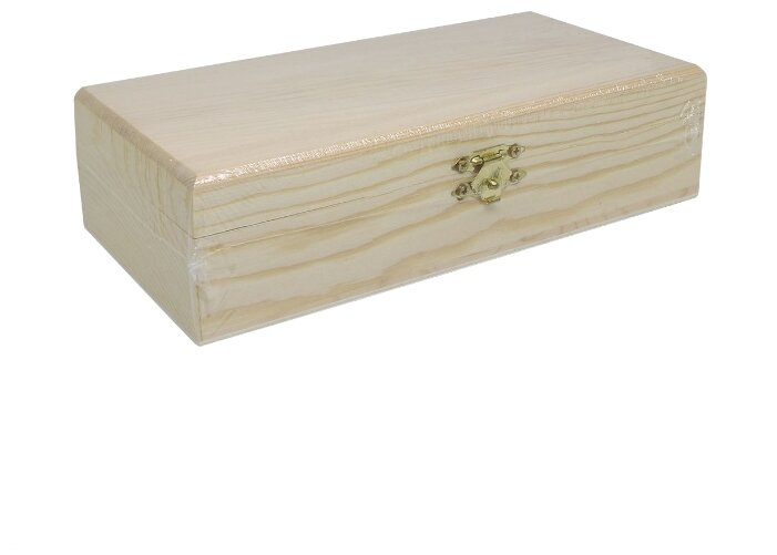GLOREX Деревянная шкатулка (318295)