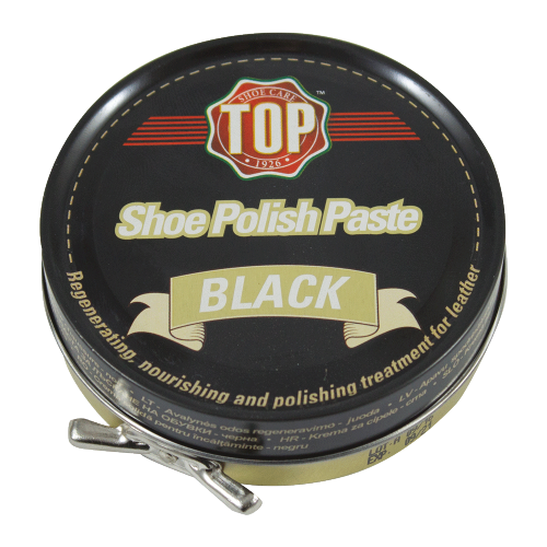TOP Паста Shoe Polish Paste Black