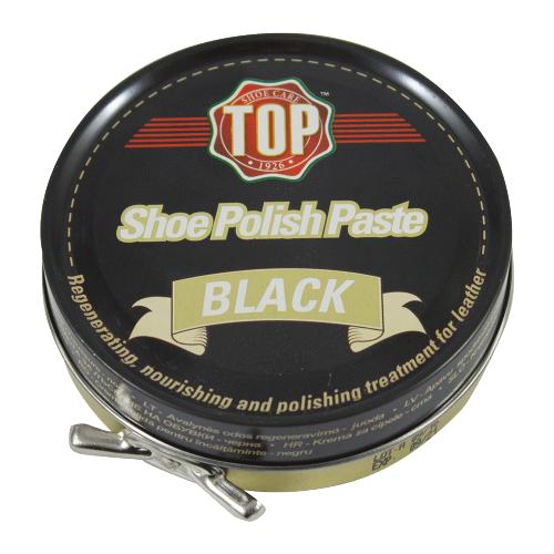 TOP Паста Shoe Polish Paste BlackКосметика и чистящие средства<br>