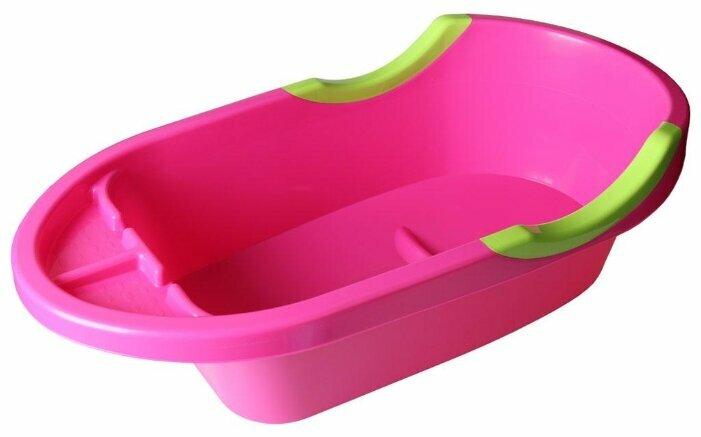 Большая ванночка Альтернатива Малышок люкс