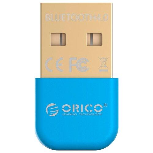 Bluetooth адаптер ORICO BTA-403 синийОборудование Wi-Fi и Bluetooth<br>