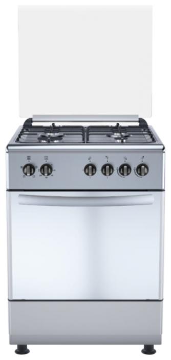 Газовая плита De Luxe 606040.24Г 005 — купить по выгодной цене на Яндекс.Маркете