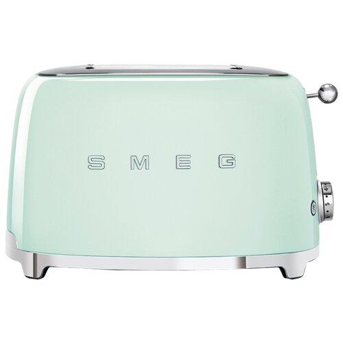 Тостер smeg TSF01 пастельный зеленыйТостеры<br>