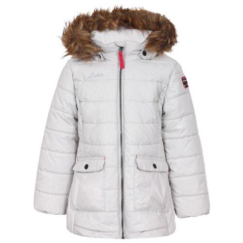 Пальто LUHTA Natalie 232015415L6V размер 98, бежевый пальто для девочек luhta 434013356l7v цвет розовый р 164 100%полиэстер 605