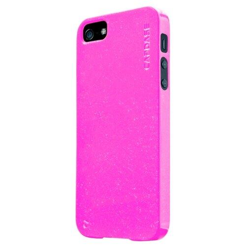 Купить Чехол Capdase Jacket Sparko для Apple iPhone 5/iPhone 5S/iPhone SE розовый