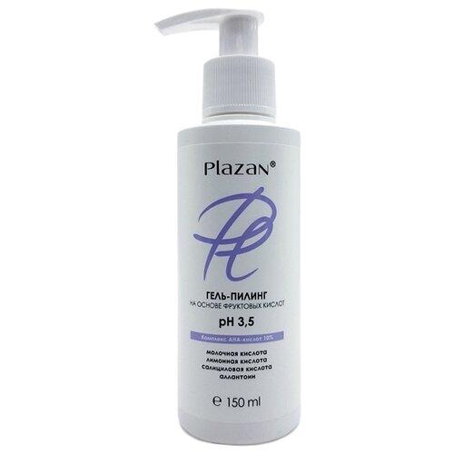 Plazan гель-пилинг для лица на основе фруктовых кислот ph 3,5 Комплекс AHA кислот 10% 150 мл