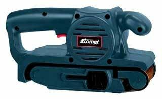 Ленточная шлифмашина Stomer SBS-700