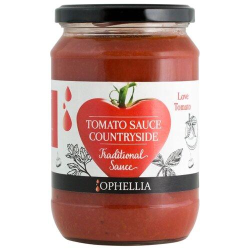 Соус Ophellia Томатный по-деревенски, 700 г unidan соус томатный с хреном 500 г