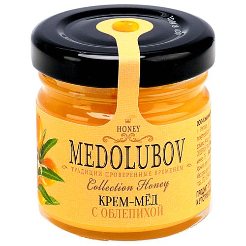 Крем-мед Medolubov с облепихой 40 мл