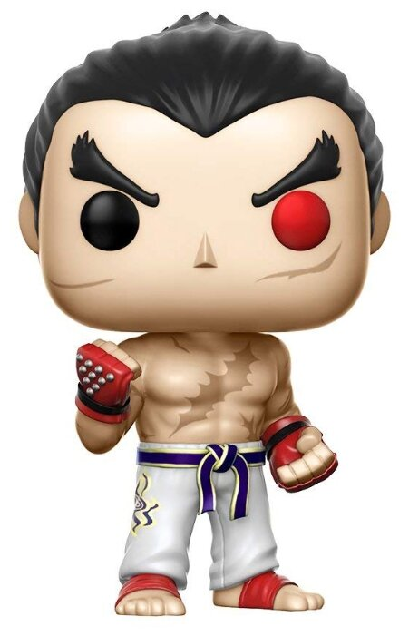 Фигурка Funko POP! Tekken - Кадзуя 12830