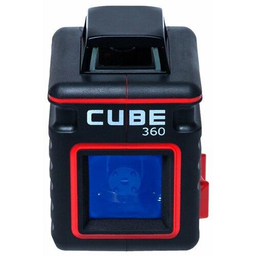 Лазерный уровень самовыравнивающийся ADA instruments CUBE 360 Basic Edition (А00443)