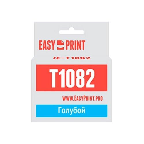 Фото - Картридж EasyPrint IE-T1082, совместимый картридж easyprint ie t1082 для stylus c91 cx4300 tx106 tx117 151стр голубой