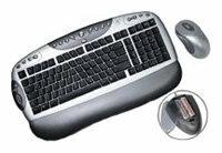 Клавиатура и мышь A4Tech KBS-2348 RP Silver-Grey PS/2