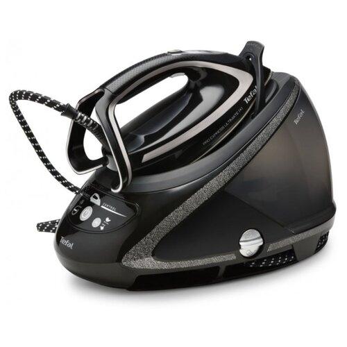 Парогенератор Tefal GV9610 Pro Express Ultimate + черный/серебристый
