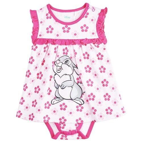 Платье-боди kari DISNEY размер 1-3, розовыйПлатья и юбки<br>