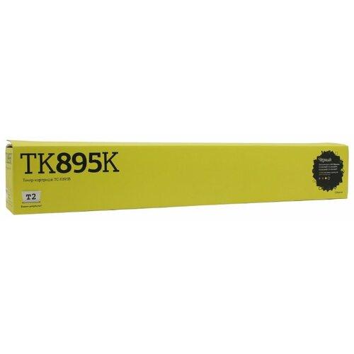 Фото - Картридж T2 TC-K895B, совместимый картридж t2 tc sh202 совместимый