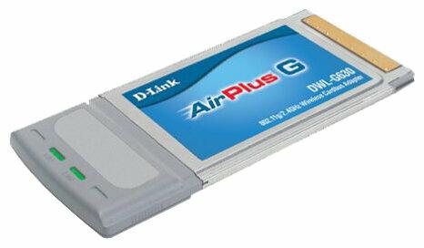 Wi-Fi адаптер D-link DWL-G630