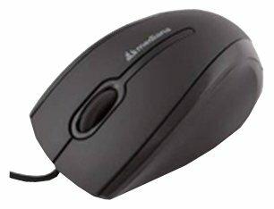Мышь Mediana M-108 Black USB