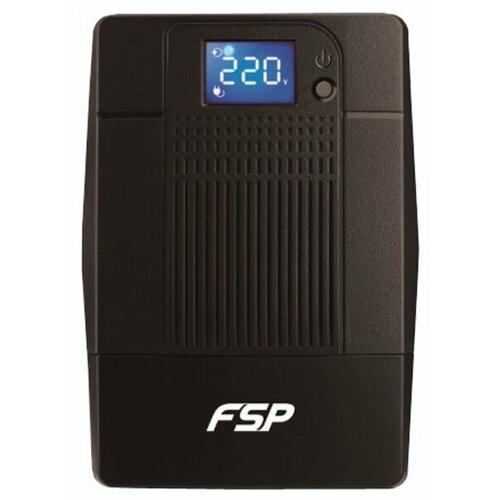 Интерактивный ИБП FSP Group DPV 1000 Schuko черный ибп fsp dpv 1000 1000va