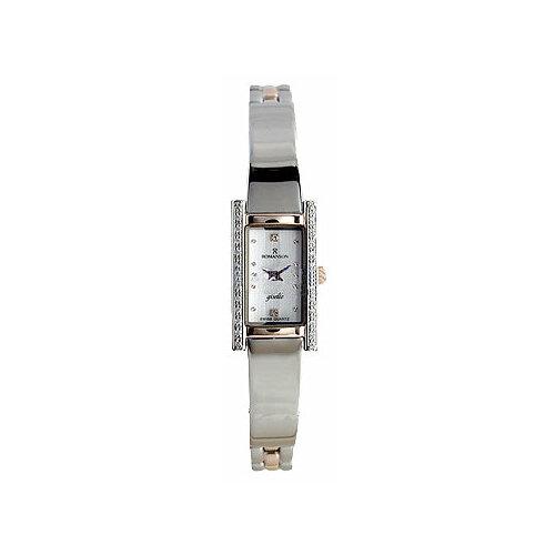 Наручные часы ROMANSON RM8172QYJ(WH) romanson часы romanson tl0337mw wh коллекция gents fashion