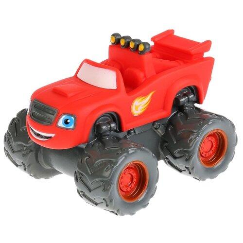 Купить Игрушка для ванной Играем вместе Вспыш (LX-ST1701) красный/черный, Игрушки для ванной