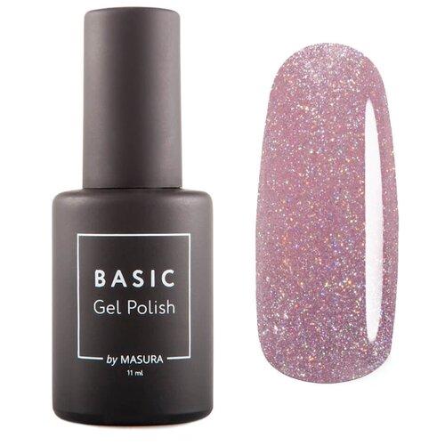 Купить Гель-лак для ногтей Masura Basic, 11 мл, Влюблен