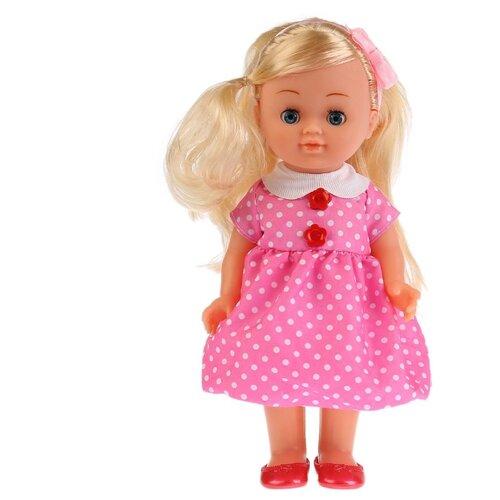 Купить Интерактивная кукла Карапуз Полина, 25 см, POLI-27-A-RU, Куклы и пупсы