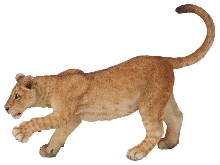 Фигурка Papo Молодой лев 50124