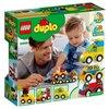 Конструктор LEGO Duplo 10886 Мои первые машинки