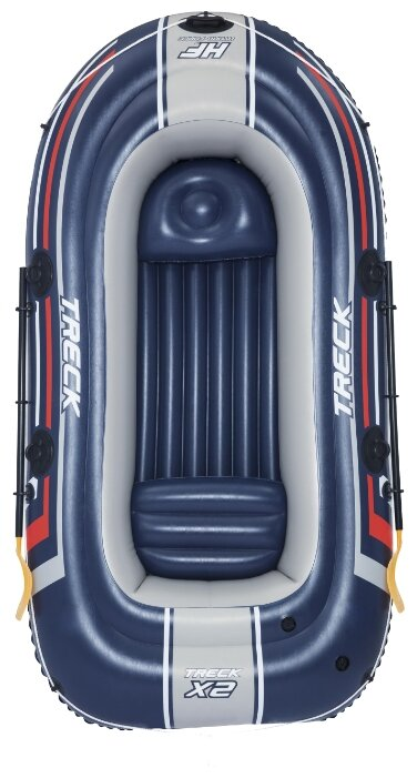 Надувная лодка Bestway Treck X2 61068