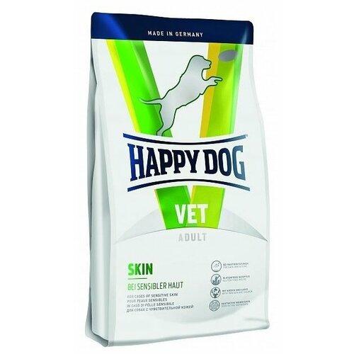 Сухой корм для собак Happy Dog VET, при дерматологических заболеваниях 4 кг