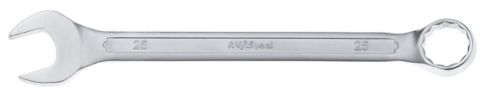 AVSteel ключ комбинированный 25 мм AV-311025