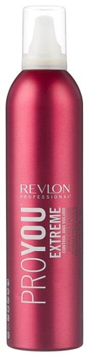 Revlon Professional ProYou Мусс Extreme сильной фиксации