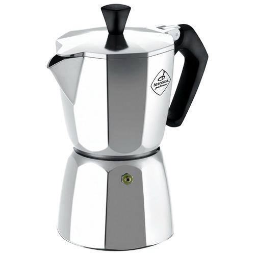Кофеварка Tescoma Paloma на 2 чашки серебристый