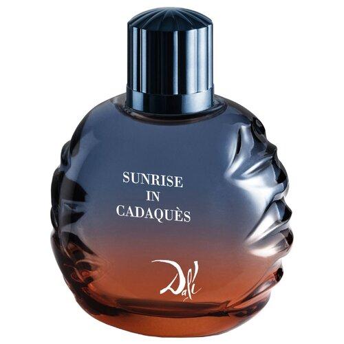Туалетная вода Salvador Dali Sunrise in Cadaques pour Homme, 100 мл salvador dali dalilight туалетная вода 100 мл