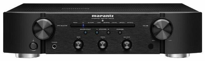 Интегральный усилитель MARANTZ PM6006, черный