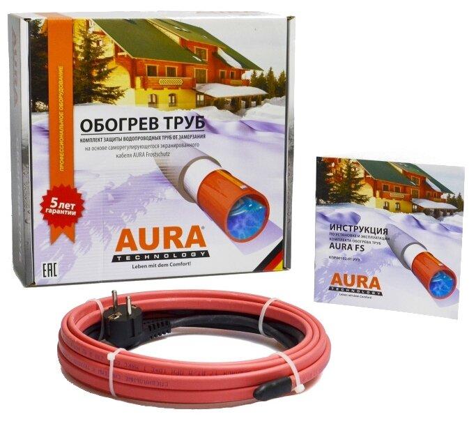 Греющий кабель саморегулирующийся AURA FS 17-3