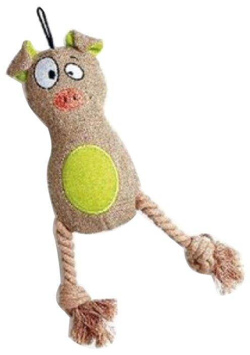 Игрушка для собак GiGwi Dog Toys Поросенок (75036)