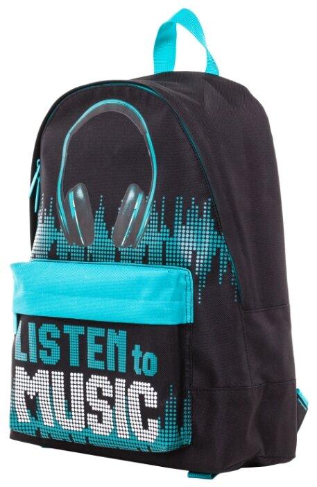 Hatber Рюкзак Basic Listen to music (NRk_25075)