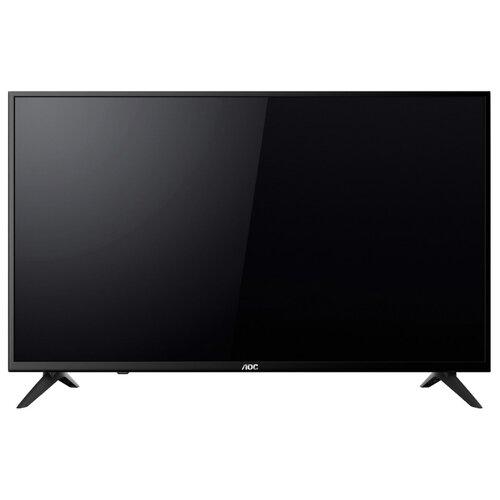 Фото - Телевизор AOC 43M3083 43 (2018) черный кеды мужские vans ua sk8 mid цвет белый va3wm3vp3 размер 9 5 43