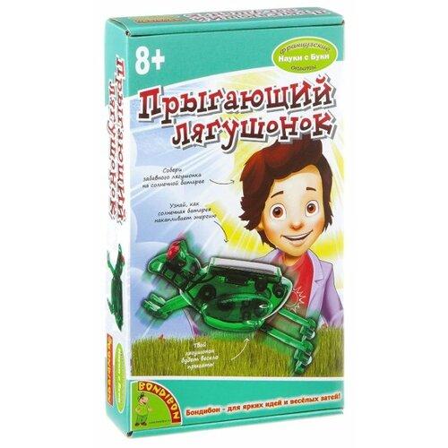 Купить Набор BONDIBON Прыгающий лягушонок (ВВ2026) зеленый, Наборы для исследований